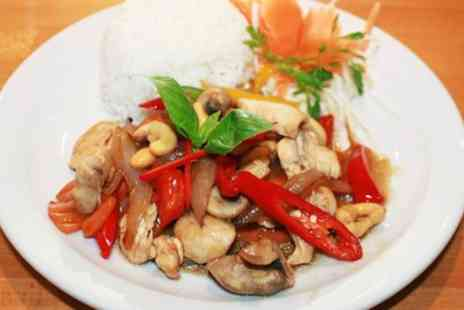 Just Thai - All You Can Eat Three-Course Thai Lunch Buffet for Two or Four - Save 0%