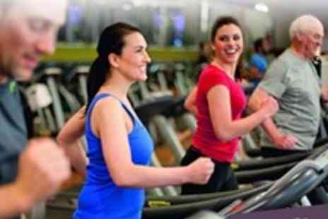 LA fitness - Ten Individual Day Passes Including Exercise Class Access for £16 at LA fitness (89% Off) - Save 89%