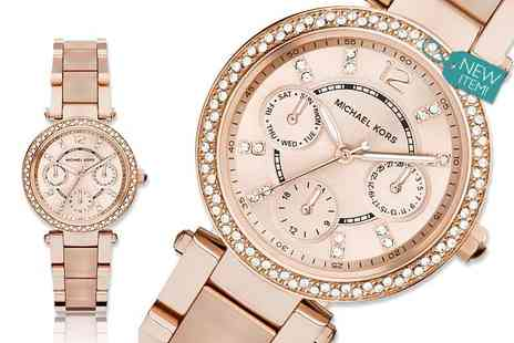 Class Watches - Ladies Michael Kors MK6110 watch - Save 50%