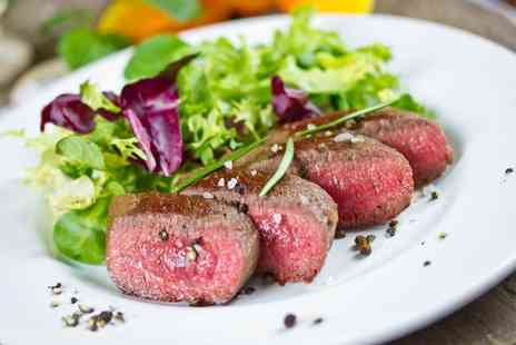 Oscars - Two course dinner for two people - Save 60%