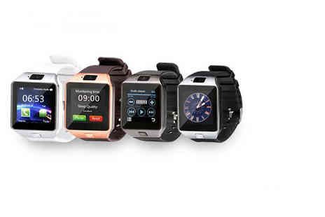 Toy Meets World - 22 in 1 bluetooth smart watch select from four colours - Save 75%