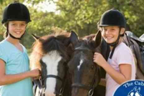 The Cabin Equestrian Centre - Two Hours Horse Riding - Save 61%