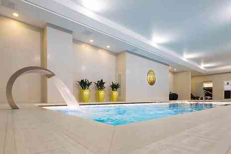 M by Montcalm - Spa experience for one person with two hour spa access, treatment and refreshments - Save 55%