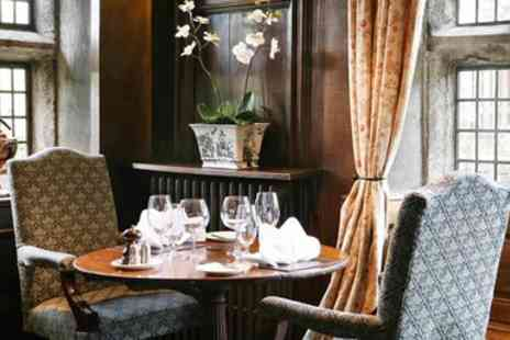 Cavalier Country Club - Meal with wine for 2 at delightful Halifax manor house - Save 47%