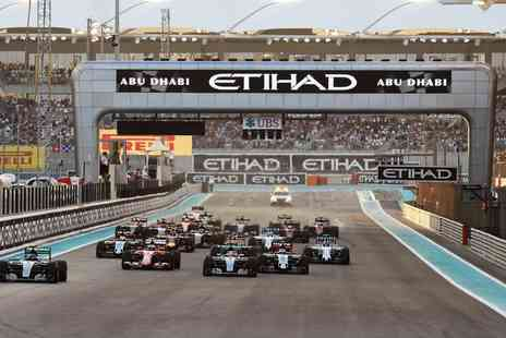 Independent World Choice Holidays - Three day access to Abu Dhabi Grand Prix, four nights in 4 Star hotel and flights - Save 0%