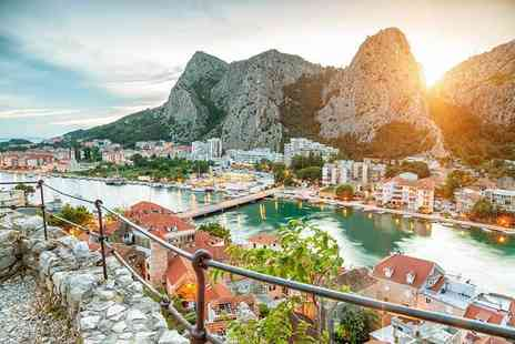 Great Pacific Travels - Five or Seven night all inclusive Croatia break with flights - Save 38%