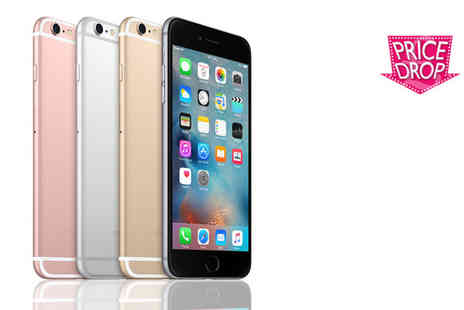Renew Electronics - iPhone 6s 16GB, with a limited number available - Save 0%