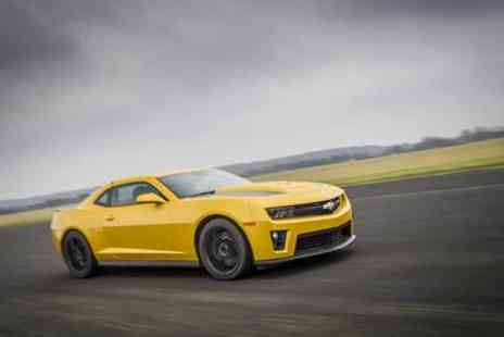 Buyagift - Junior Nissan Skyline and Camaro driving thrill experience at a choice of eight locations - Save 0%