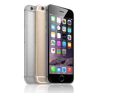 Renew Electronics - iPhone 6 or include a 12 month guarantee choose 16GB, 64GB or 128GB in one of three colours - Save 0%