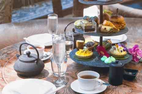 Gilgamesh - Pan Asian Afternoon Tea with Free Flowing Prosecco for Two or Four - Save 53%