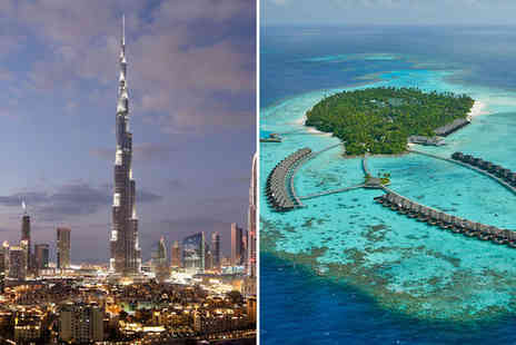 JW Marriott Marquis Dubai - Five Star Spectacular Maldivian Luxury with Dubai Stopover - Save 43%