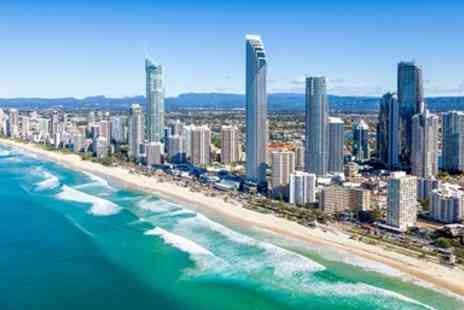 Alpha Sovereign Hotel Gold Coast - Three Nights Stay in Surfers Paradise for Half Price - Save 0%