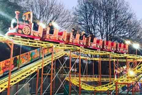 Lancashire Funfairs - Unlimited Rides and Beach Access for One or Two - Save 33%