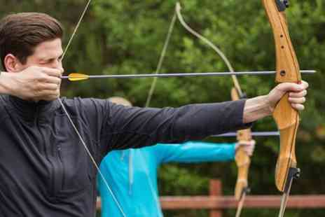 Sparowhawk Leisure - Archery and Air Rifle shooting Experience for Up to ten - Save 0%