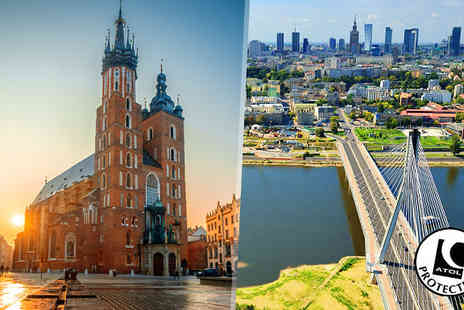 Crystal Travel - Four to Six Night, 2 City Trip With Hotels & Flights - Save 39%