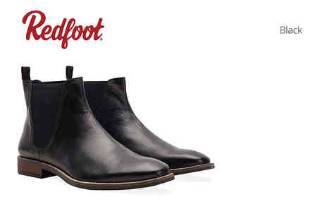 Shoeprimo - Pair of mens chelsea boots choose from two different colours - Save 75%