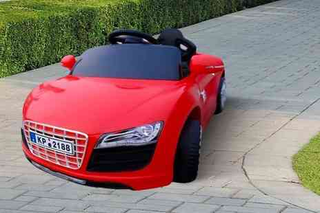 Bing bang bosh - Roadster 12V electric ride on car - Save 59%