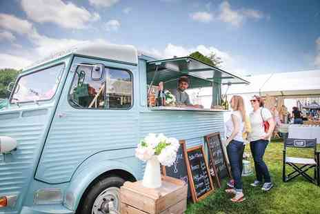 Foodies Festival - One or two adult ticket or two VIP tickets to the London Foodies Festival - Save 50%