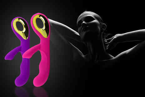Who Runs the World - 10 speed rechargeable Rabbit G Spot vibrator - Save 78%