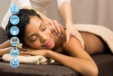 Oplex Careers - Accredited massage therapist course - Save 92%