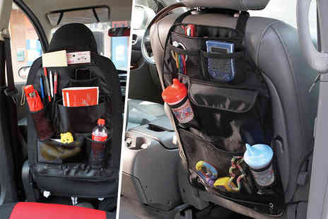 Snap One Up - Car back seat organiser - Save 74%