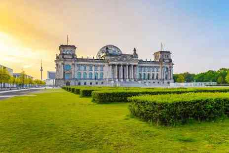 Super Escapes Travel - Two night 4 Star Berlin break including flights - Save 40%