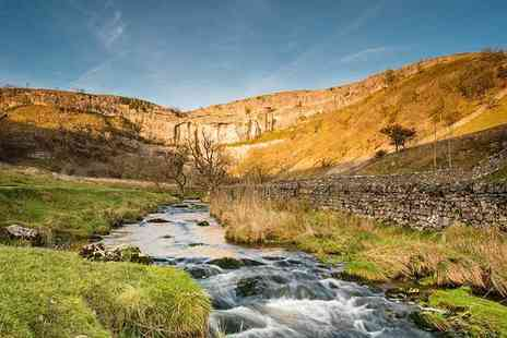 Devonshire Arms at Cracoe - One or two night Yorkshire Dales break for two including breakfast and a bottle of wine - Save 45%