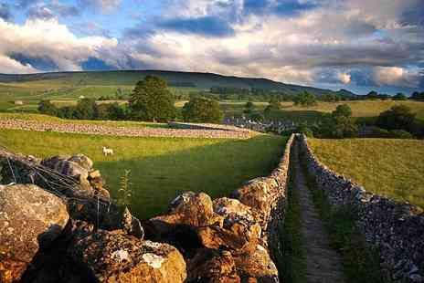 The Tennants Arms Hotel - One or two night Yorkshire Dales stay for two with breakfast - Save 31%