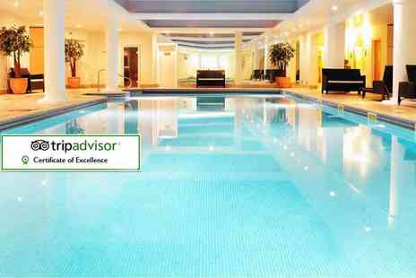Stoke by Nayland Hotel - Luxury spa day for one including Rasul mud treatment, a cream tea and a robe or slipper hire - Save 22%