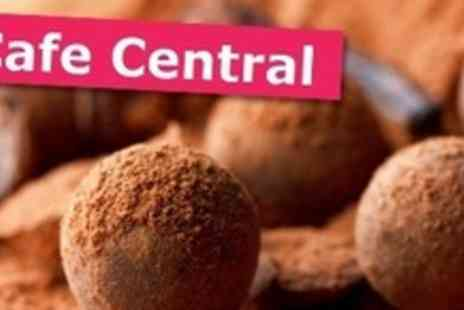 Cafe Central - Half Day Chocolate and Confectionery Workshop With Tea and Cakes - Save 75%