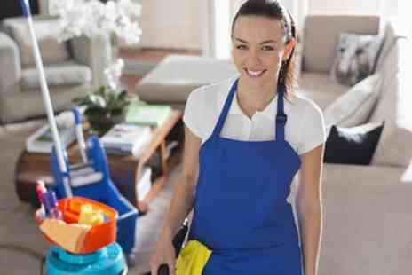 Kandi Kleaners - Up to Three Hours of House Cleaning or Three Hours of End of Tenancy Cleaning - Save 73%