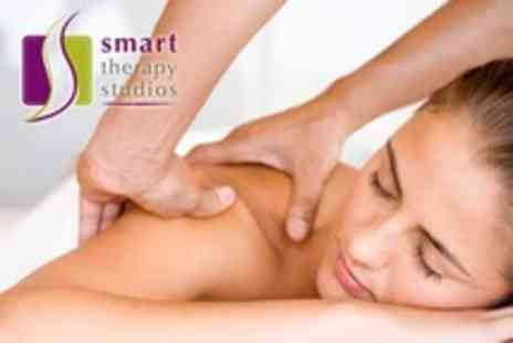 Smart Therapy - 60 Minute Deep Tissue Sports Massages for One Plus Consultation - Save 65%