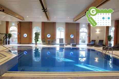 Hogs Back Hotel & Spa Farnham - Surrey Stay for Two in Double Room with Breakfast and Option for Dinner and Wine - Save 0%