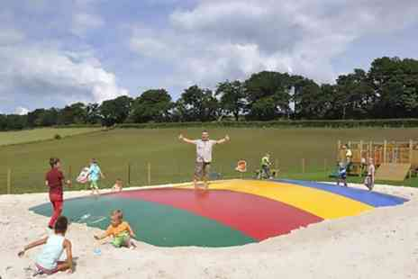 Wellsfield Farm Park - Family Ticket to Wellsfield Farm - Save 50%