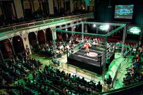 New Generation Wrestling - Live Wrestling Show on 23 September - Save 37%