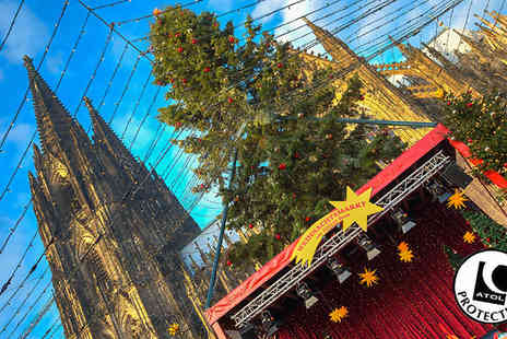 Worldwide Tours and Travel - 2 or 4 Nights Christmas Markets Break With Hotel & Flights - Save 23%