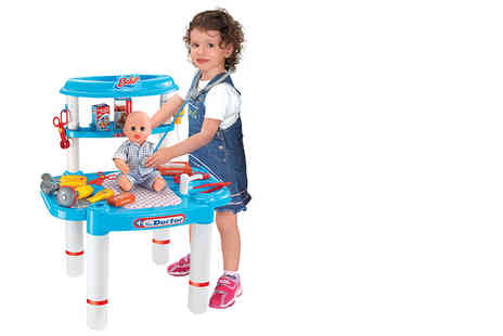 ViVo Technologies - Kids doctor playset - Save 83%