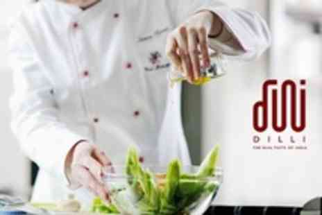 Dilli - Three Hour Vegetarian Indian Cooking Class For Four People - Save 62%