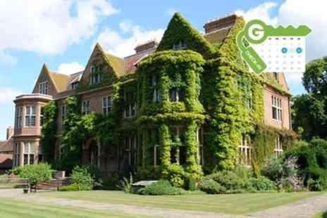 De Vere Horwood Estate - Double Room for Two with Breakfast and Option for Dinner - Save 28%