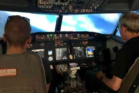 Velocity Flight Training - 30 or 60 Minute Flight Simulator Experience - Save 59%