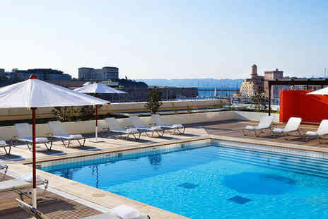 Radisson Blu - Four Star Radisson Blu hotel features an outdoor swimming pool, with charming views over the port for two - Save 50%