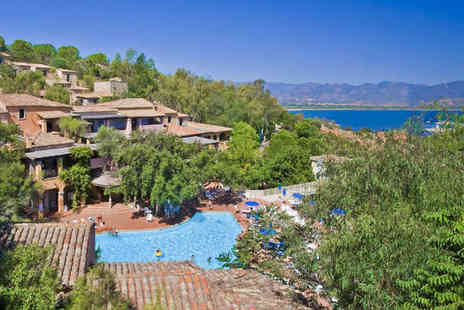 Arbatax Borgo Cala Moresca - Four star Natural Park Surroundings and Stunning Sea Views for two - Save 66%