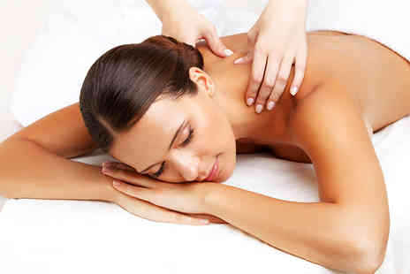 Durley Dean Hotel - Full body massage and bubbly afternoon tea for one person - Save 49%