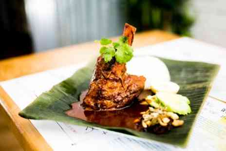 Jalan Malaysia - Malaysian Meal with Drink for One, Two or Four - Save 32%