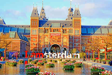 NH Collection Amsterdam Doelen - Five Star One of Amsterdams Oldest and Finest Five-Star Hotels Stay For Two - Save 72%
