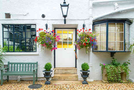 The Marlborough Arms -15th Century Inn Cotswolds Getaway For Two - Save 54%