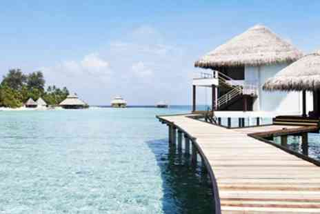 Away Holidays - All inclusive deluxe Maldives holiday with flights - Save 0%
