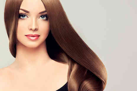 Poise Hair and Beauty - Keratin straightening treatment and blowdry - Save 52%