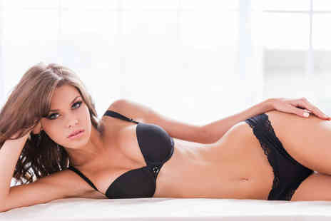 Chase Beauty - Three, six or eight sessions of laser lipo on three areas such as tummy, hips or thighs - Save 93%