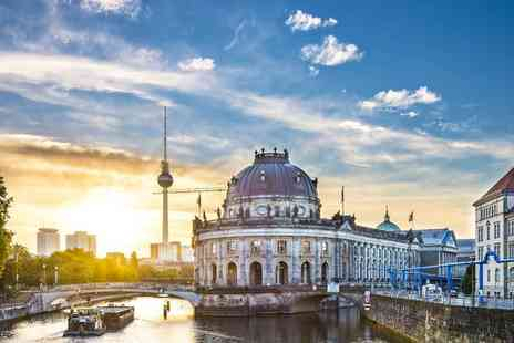 Crystal Travel - Two or Three night Berlin break with return flights - Save 33%